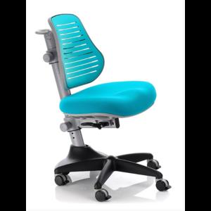 Детское кресло Mealux Oxford KBL обивка голубая