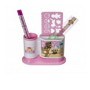 Набор канцтоваров Evo-kids EVO-2403001 PN розовый