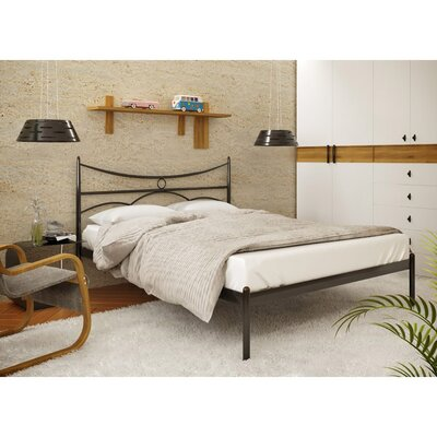 Двуспальная металлическая кровать Барселона-1 производства Метакам - главное фото