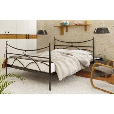 Двуспальная металлическая кровать Барселона-2 производства Метакам - главное фото