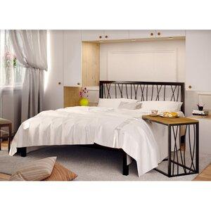 Двуспальная кровать Бергамо-1