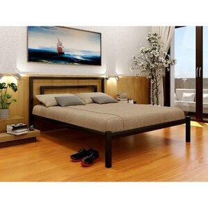 Двуспальная кровать Брио-1 120*190 см