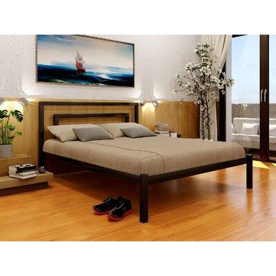 Двуспальная кровать Брио-1
