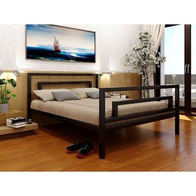 Двуспальная кровать Брио-2 производства Метакам - главное фото