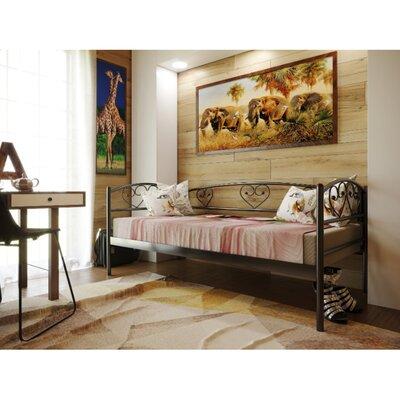 Односпальная кровать Дарина Люкс производства Метакам - главное фото