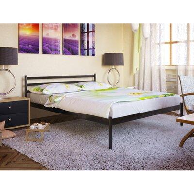 Двуспальная кровать Флай-1 120*190 см производства Метакам - главное фото