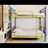 Двухъярусная кровать Флай Дуо 80*190 производство Метакам - фото 2