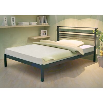 Двуспальная кровать Лекс-1 120*190 см производства Метакам - главное фото