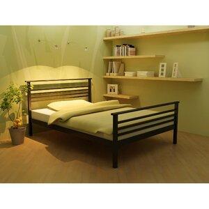 Двуспальная кровать Лекс-2 120*190 см