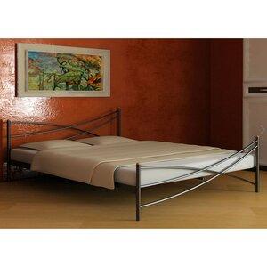 Двуспальная кровать Лиана-2 120*190 см