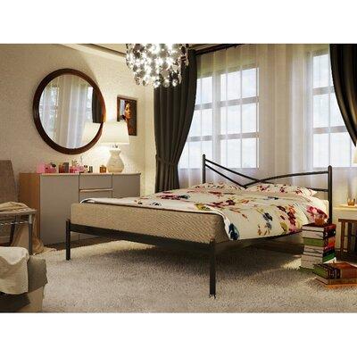Двуспальная кровать Лиана-1