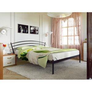 Двуспальная металлическая кровать Марко-1