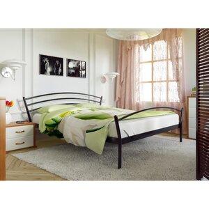 Двуспальная металлическая кровать Марко-2