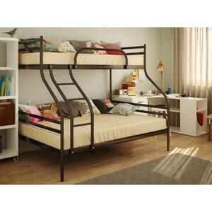 Двухъярусная кровать Смарт 90/140*190