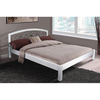 Двуспальная кровать Джульетта белый