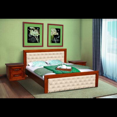 Двуспальная кровать Фридом из ольхи