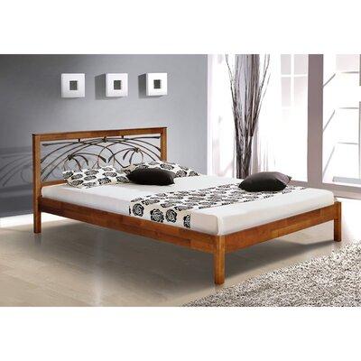 Двуспальная кровать Карина 140*200 см производства Микс Мебли - главное фото