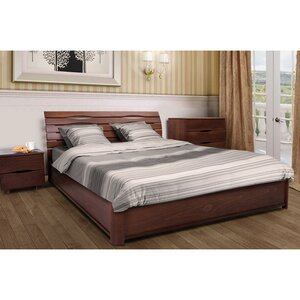 Двуспальная кровать Мария с подъемным механизмом