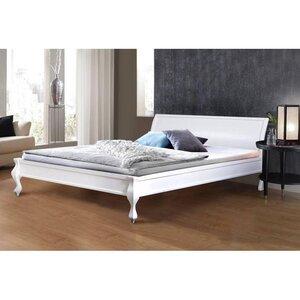 Двуспальная кровать Николь белый