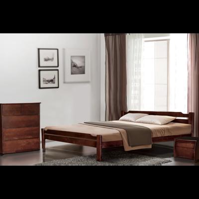 Двуспальная кровать Ольга 120*200 см