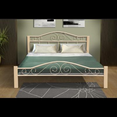 Двуспальная кровать Респект Вуд