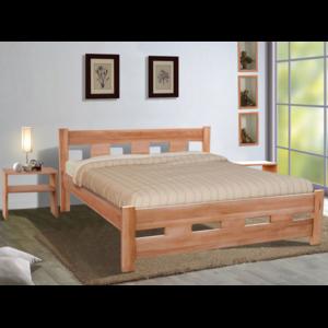 Двуспальная кровать Спайс из бука