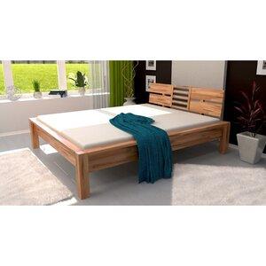 Двуспальная кровать Mobler B101 160x200 см