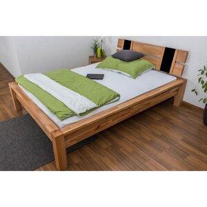 Двуспальная кровать Mobler B104 140x200 см