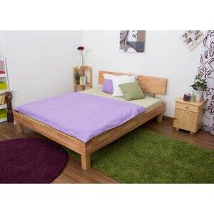 Двуспальная кровать Mobler B107 120x200 см