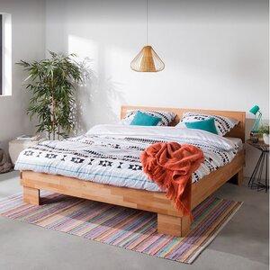Двуспальная кровать Mobler B113 140x200 см