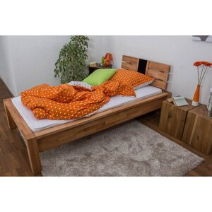 Односпальная кровать Mobler B100 90x200 см