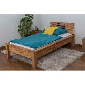 Односпальная кровать Mobler B103 90x200 см