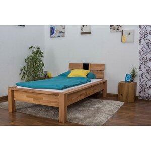 Односпальная кровать Mobler B104 90x200 см