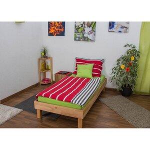 Односпальная кровать Mobler B105 90x200 см