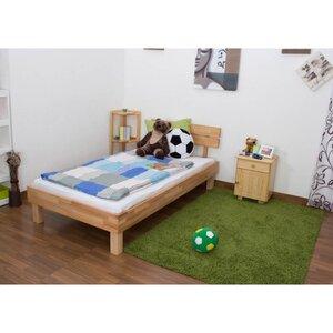 Односпальная кровать Mobler B106 90x200 см