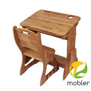Комплект парта Растишка и стул (ширина 70)