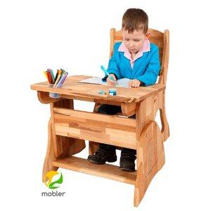 Комплект парта Растишка и стул (ширина 60)