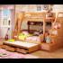 Двухъярусная кровать Премиум-7
