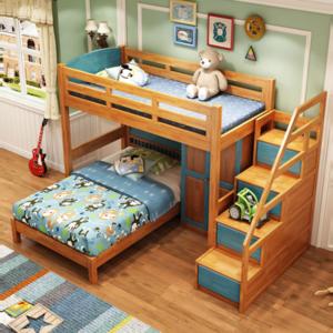 Кровать чердак Премиум-5