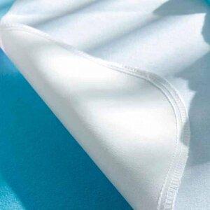 Пеленка непромокаемая Aress Premium с ПУ мембраной 50x70см