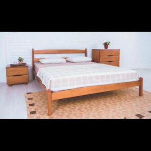 Двуспальная кровать Лика без изножья