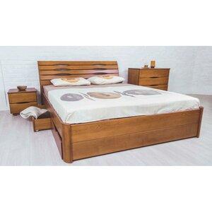Двуспальная кровать Марита Люкс с ящиками
