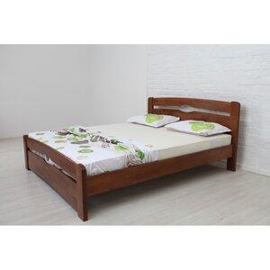 Двуспальная кровать Нова с изножьем