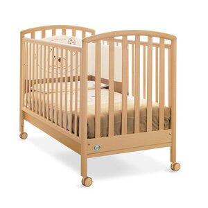Кроватка Ciak natural