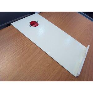 Держатель для книг Mealux BD-PK2 цвет - белый