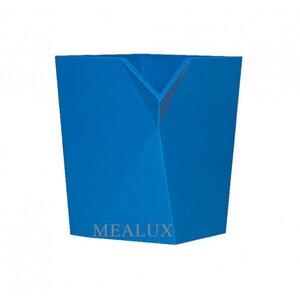 Стакан для ручек Mealux Pen Case Blue
