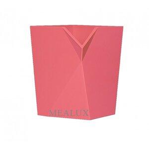 Стакан для ручек Mealux Pen Case Pink