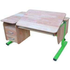 Детский стол Школьник с тумбой