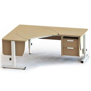 Детский стол Школьник угловой