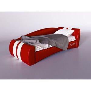 Подростковая кровать Формула красный